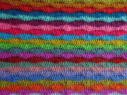 Sheep Blanket Knitting Pattern
