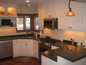 Replace or Reface my kitchen cabinets?