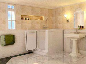 Handicp accessible remodeling