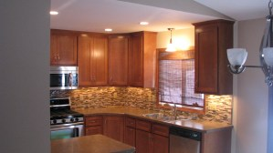 Maple Grove Kitchen Remodel Split Level