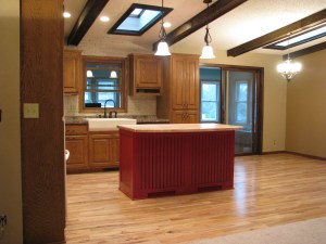 Split Level remodeling contractor