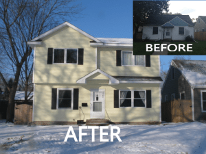 Remodeling costs for Minneapolis and St. Paul, MN