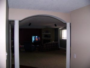 Basement Arches