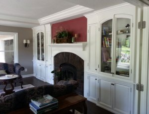 Example of an Interior Design and Remodel 1