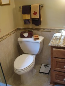 Golden Valley, MN bathroom remodel