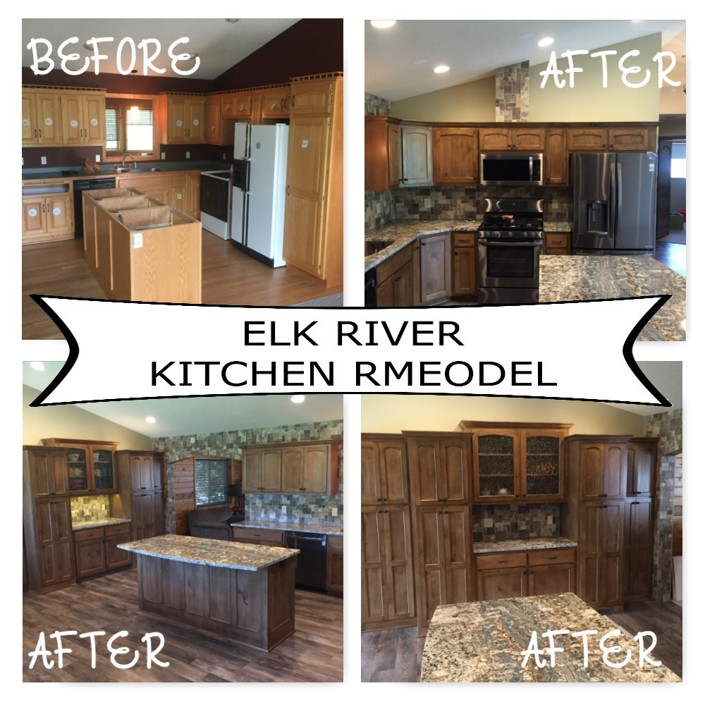 Elk river kitchen swansons