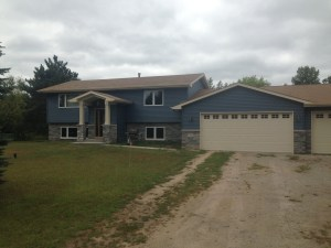 Lino Lakes, MN after Rmodel of a Split Level Home