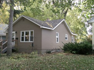 Minneapolis Home Remodel - James Hardie Siding