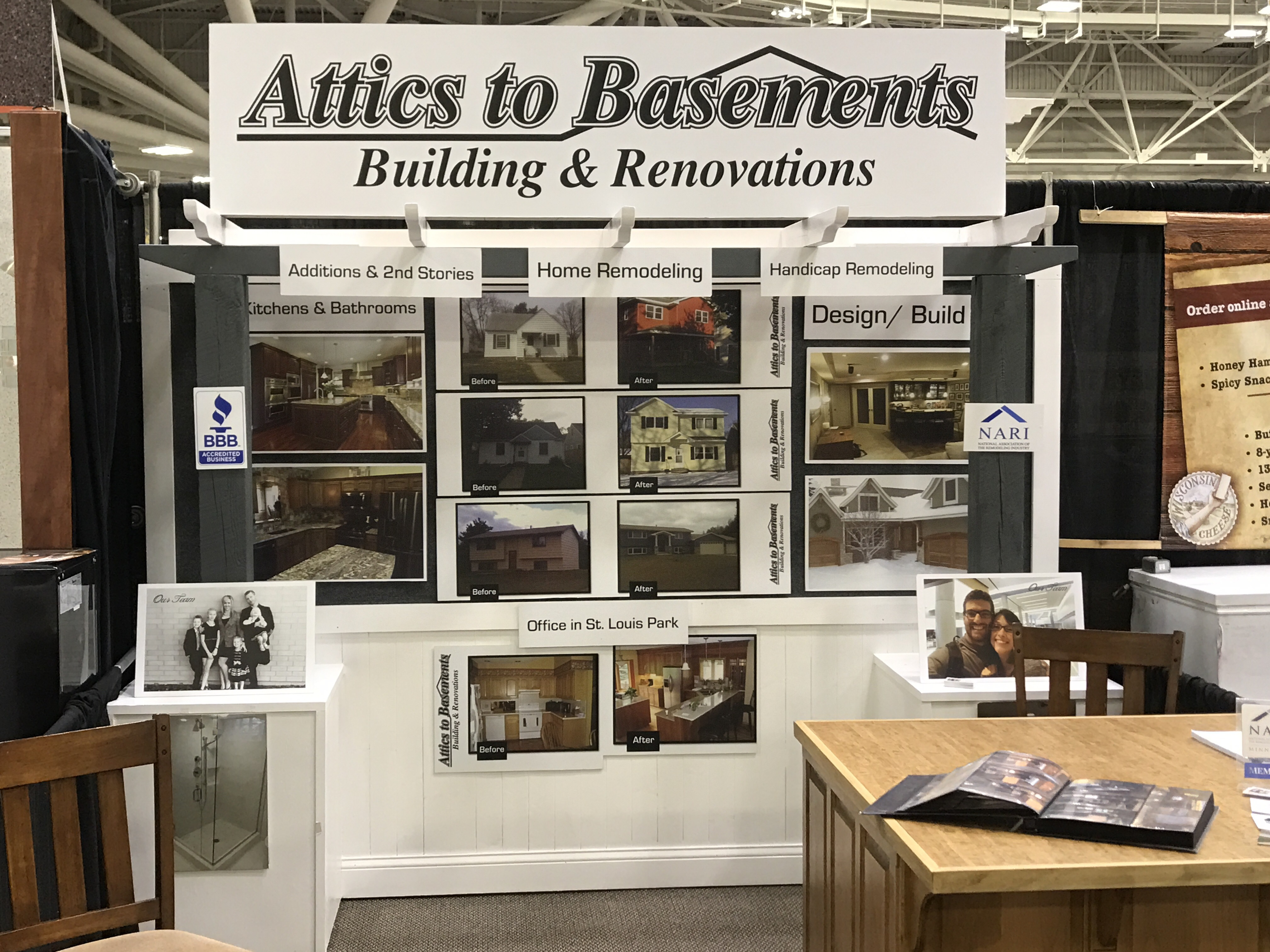 We Have Done This Show For 9 Years And Have Meet 100u0027s Of Wonderful  Customers. Please Visit Our Website Minneapolis Home Remodeling For More  Information!!!