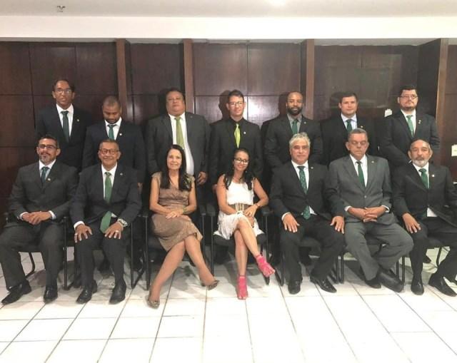Depois de uma década, CREF13/BA ganha novo presidente
