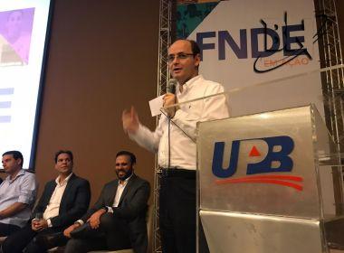 Ministro da educação diz que Bahia deveria se espelhar em Salvador
