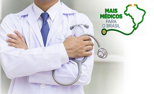 Mais médicos na Bahia