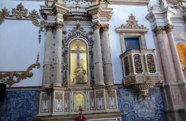 Homenagens à Santa Luzia