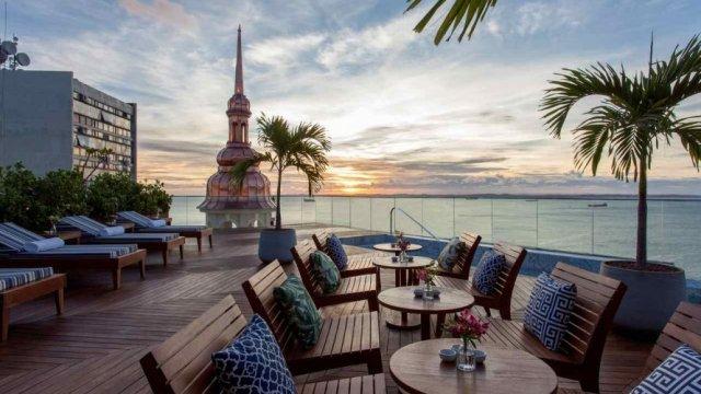 6 milhões de turistas na Bahia