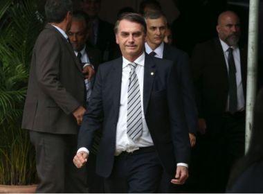 Posse de Bolsonaro