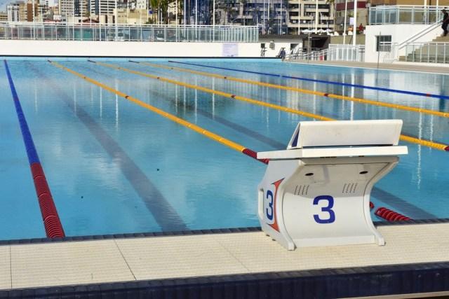 As Inscrições para aulas na Arena Aquática de Salvador foram encerradas