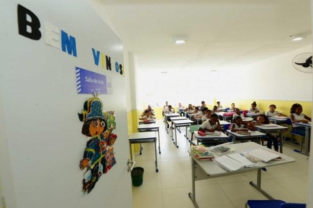 Matrículas abertas para a rede de ensino municipal de Salvador