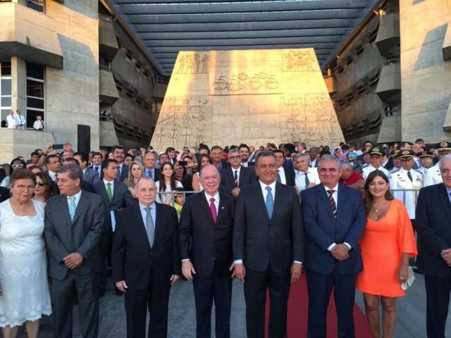 Rui Costa é empossado governador da Bahia