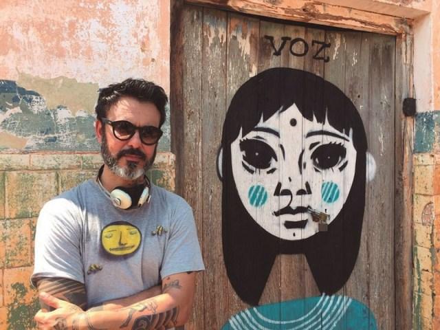 """Exposição: """"SPETO- Arte pelo mundo"""""""