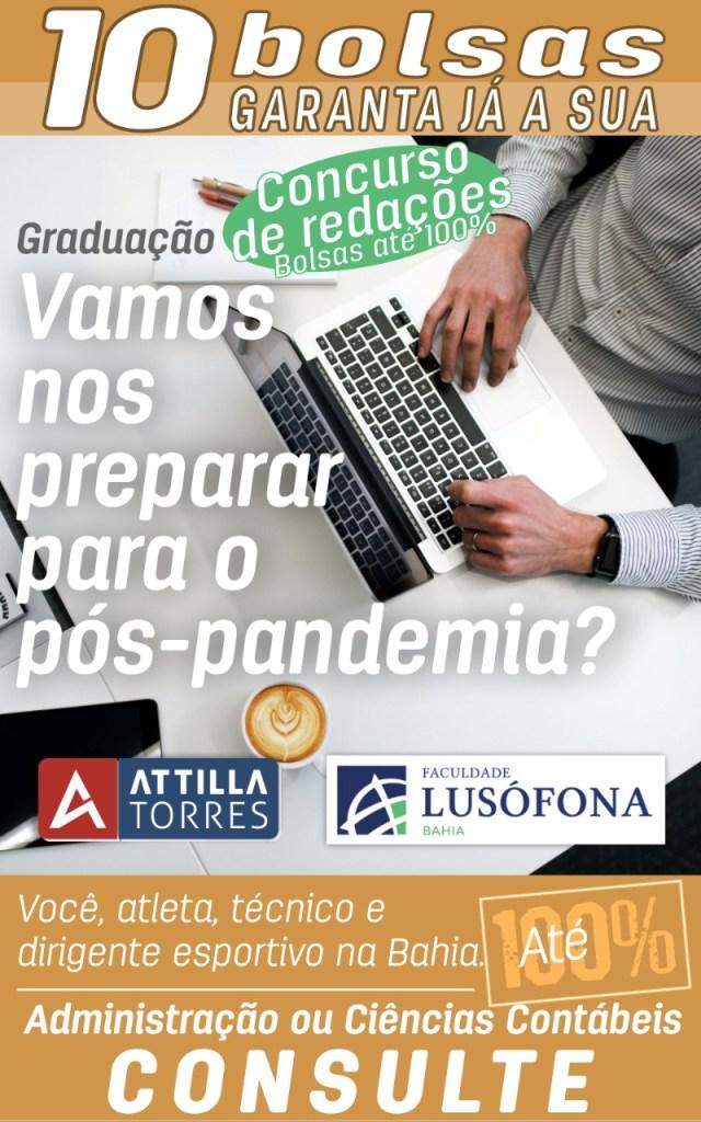 BOLSAS DE ESTUDOS PARA ATLETAS