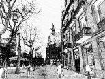 Passeig de Gràcia - artisticamente parlando.