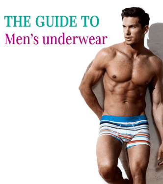 The guide to men's underwear by Attire Club