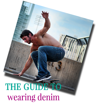 The guide to wearing denim by Attire Club