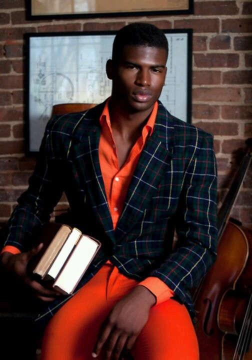 Choosing The Best Color Of Clothes For Dark Skin Tones B