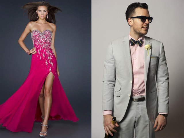 Prom Style: Should you match your date? | Attire Club by F&F