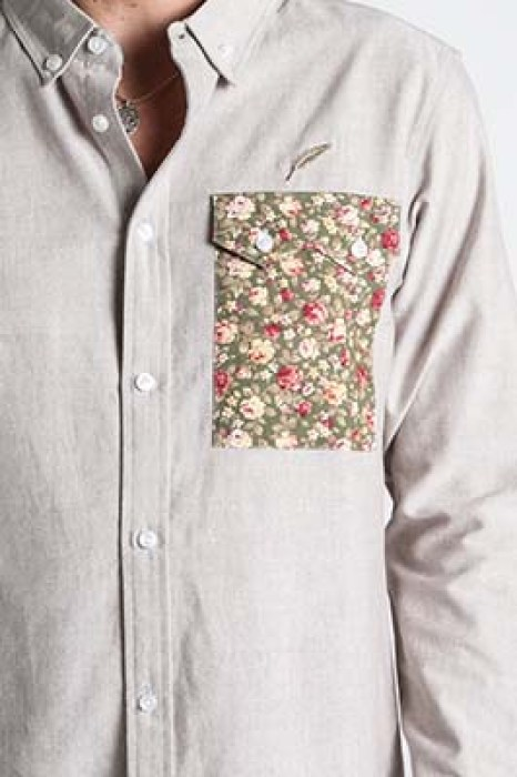 Sometimes all you need to express yourself is a pocket.