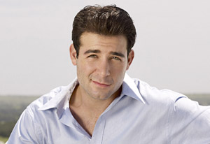 James Wolk Keeps It Simple But Adds A Slight Bend To His Brows
