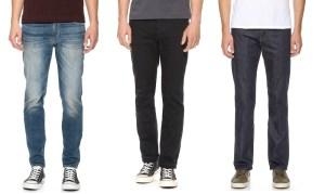 Recht gesneden jeans