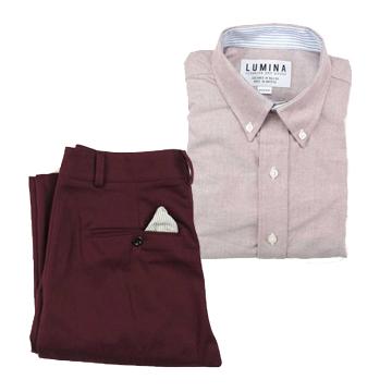 Dress shirt pants color combinations