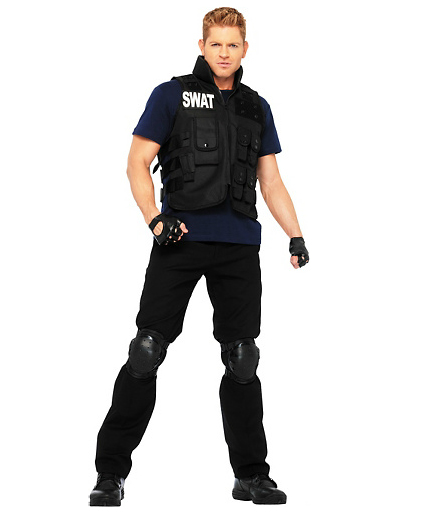 A SWAT uniform
