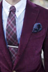 A beautiful velvet blazer