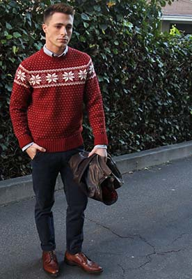 man-christmas-sweater
