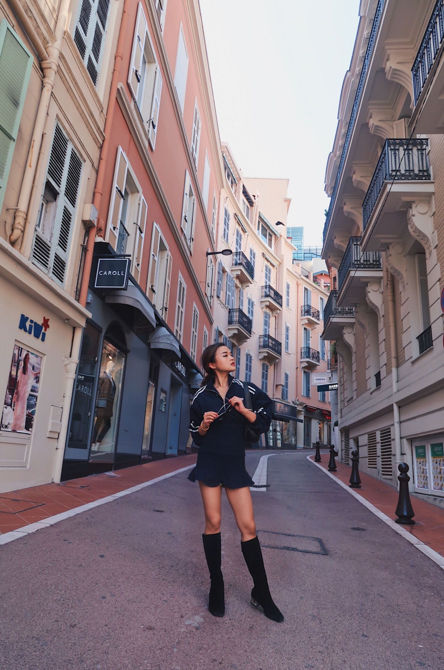 What I Wore For Monaco Part 2 | How I Styled My Bodysuit | Vacay