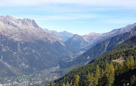 Chamonix wanderings