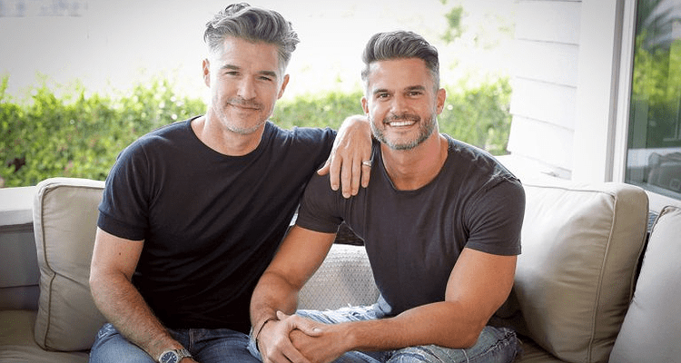 Eric Rutherford Reveals First Love Took His Own Life