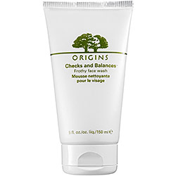 """Origins"" Checks and Balances Frothy Face Wash"