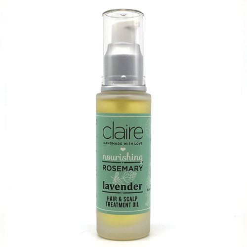 Lavender Rosemary Hair & Scalp Treatment Oil