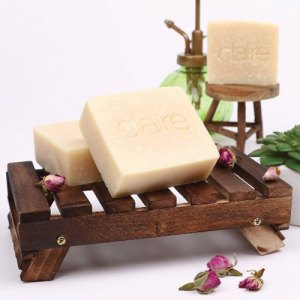 Claire avocado antiaging soap