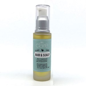 Clair Clary Sage hair oil