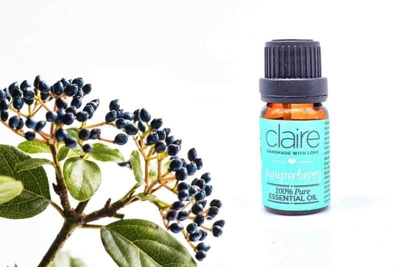 Juniper Berry Essential Oil for ACne