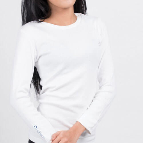 Attitude Organic Organic Cotton White T-shirt