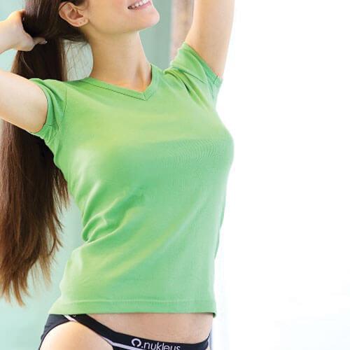 Green Organic Cotton T-shirt – Nukleus