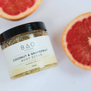 Bao Grapefruit Body Scrub