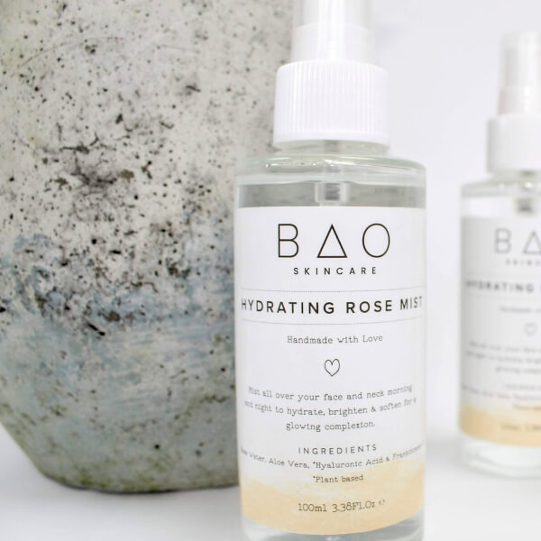 Natural Hydrating Face Mist
