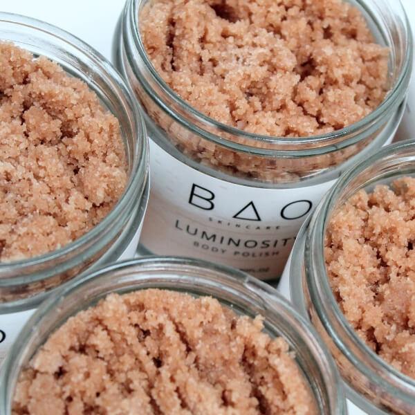 Vegan Body Polish Bao Skincare