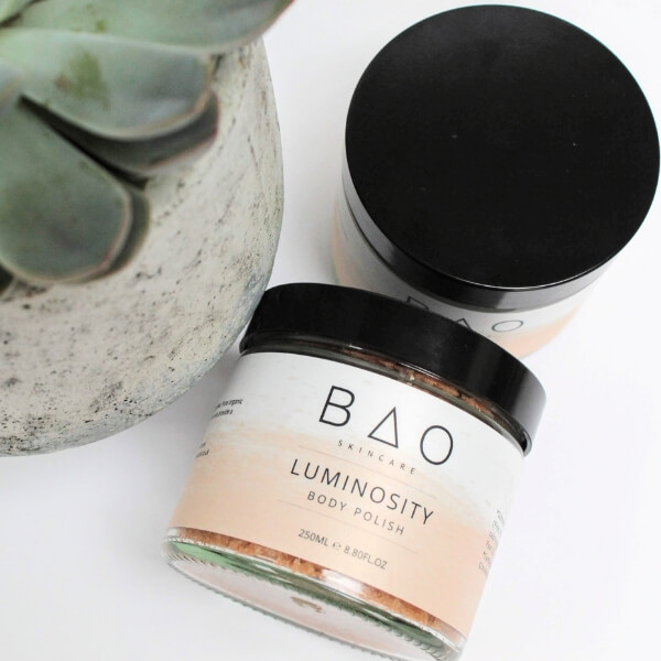 Natural Body Polish Bao Skincare
